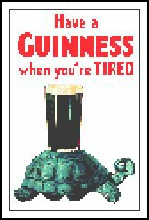 Guiness When You're Tired