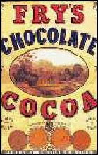 Fry's chocolate cocoa